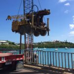 Aardvark - The Bermuda Bridges Geotechnical Investigation